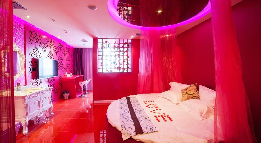 Superior King Room - B Suzhou Huazhiyu Love Hotel