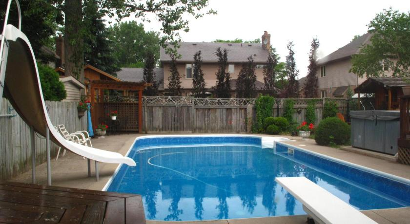 Swimming pool Twin Lakes Retreat Bed and Breakfast