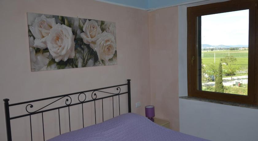 Small Double Room Podere S.Giulia - casale Banditelle