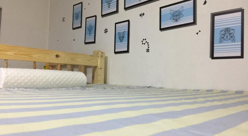 Mainland Chinese Citizens - Bed in 4-Bed Female Dormitory Room - Bed Guangzhou Guanyunchang Youth Hostel