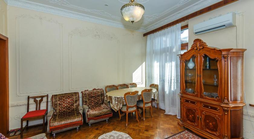 Old style apartment in the center
