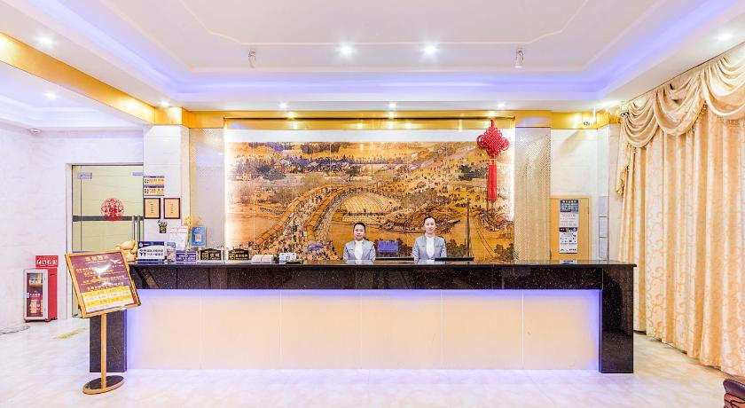Guangzhou Airport Voyage Service Apartment Baiyun Airport