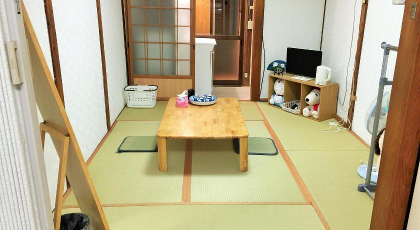 Holiday Home - Separate living room Shunitsu Minshuku