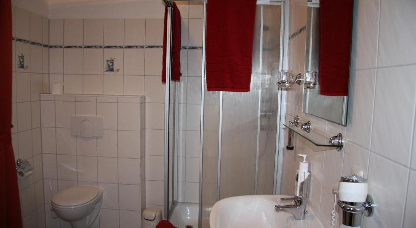 Bathroom Altes Gutshaus-Federow