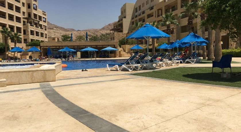 Плувен басейн Salt Sea Apartments Dead Sea