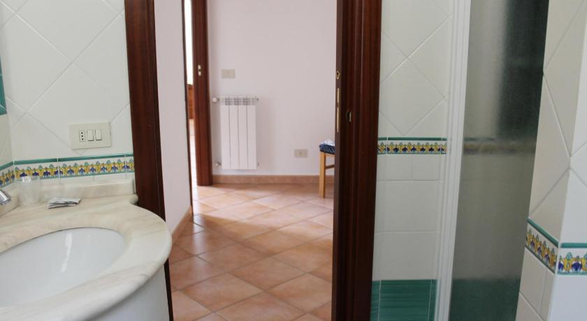 Bathroom Le Tre Sorelle Holiday Home