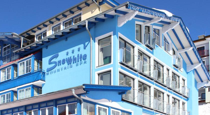 More about Sporthotel Snowwhite