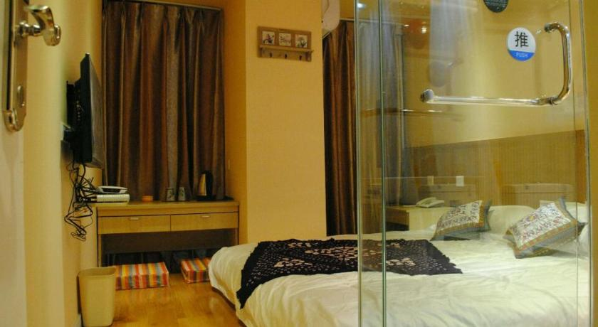 Standard Single Room with Shower - Bed Yongyi Guest House