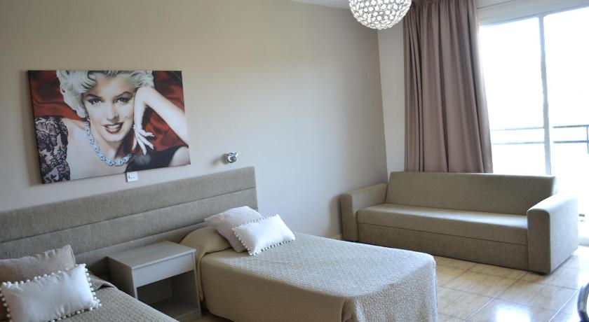 Standard Studio with Single Beds Marianna Hotel Apartments