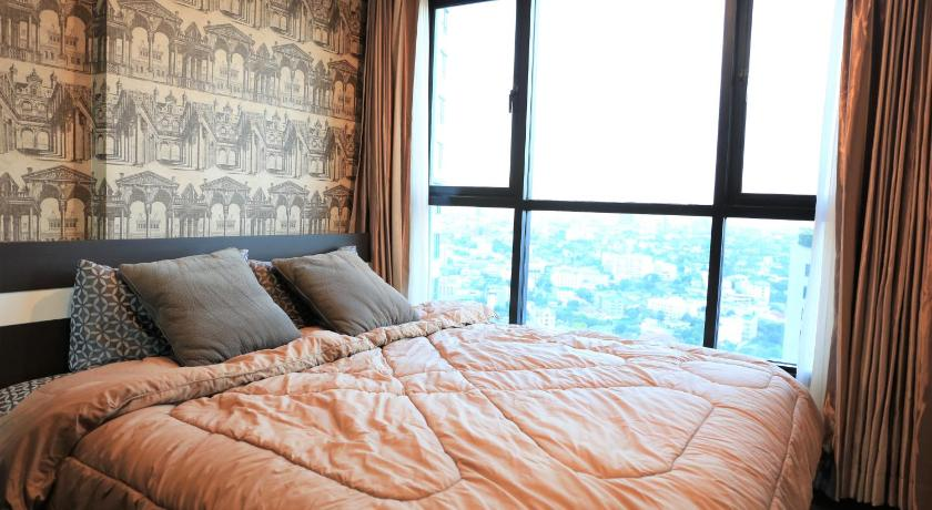 Luxury Room on 30 fl 10mis to BTS New room