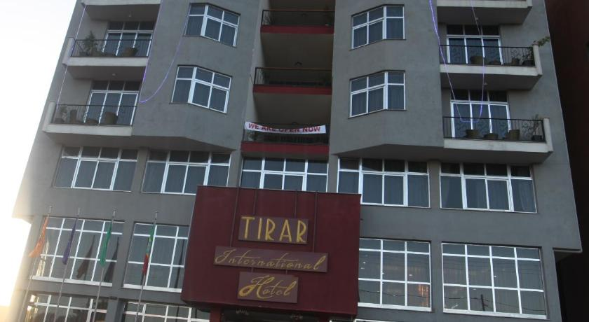 Indgang Tirar International Hotel