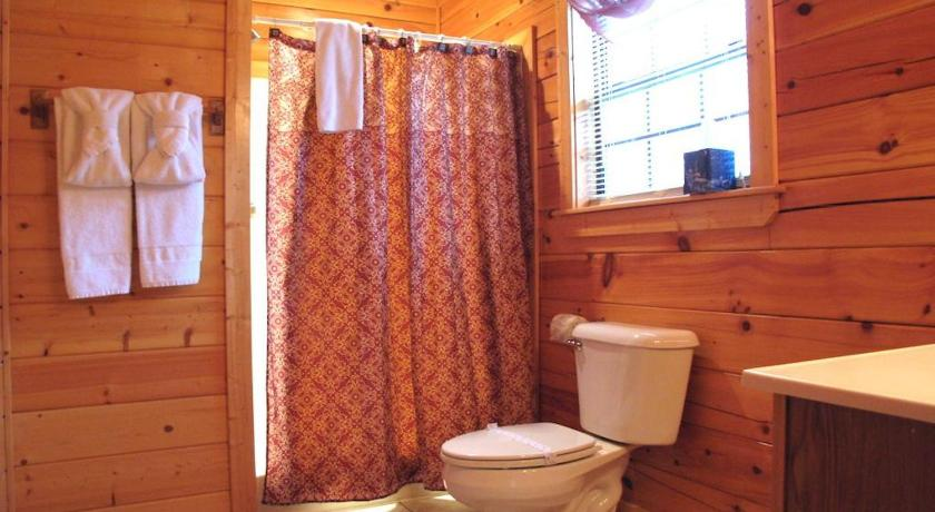 Vannas istaba Smoky Mountain Hideaway - Seven Bedroom Cottage