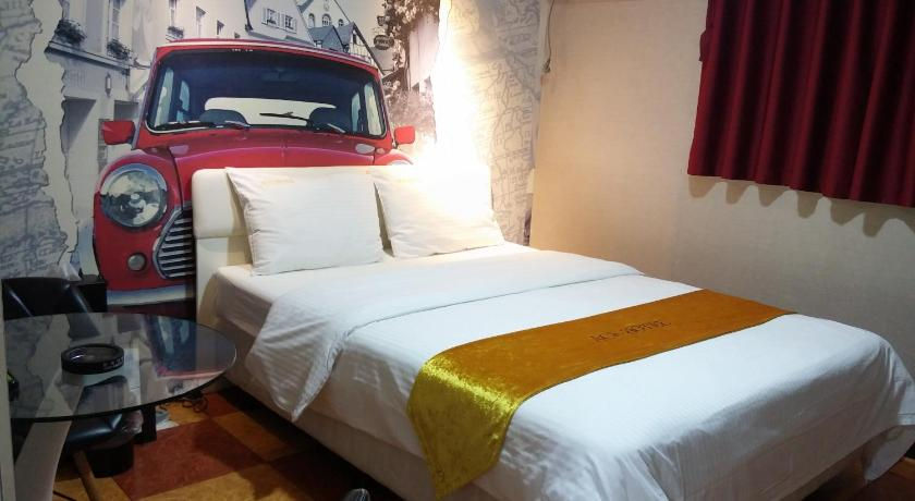 Double Room Ace Hotel Suwon
