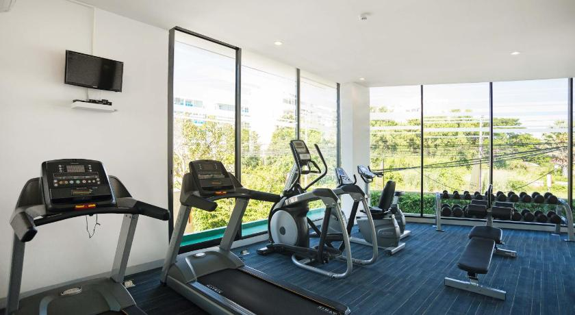 Studio Apartment - Fitness center Baan Imm Aim By Favstay