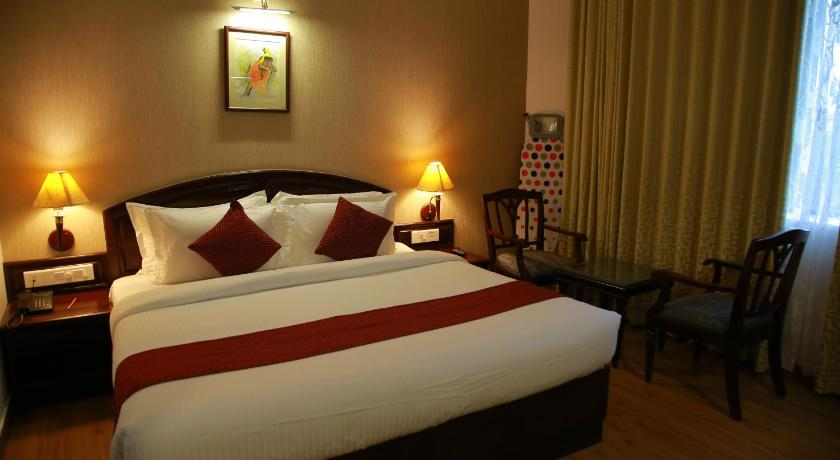 Executive Double or Twin Room The Ruby Arena