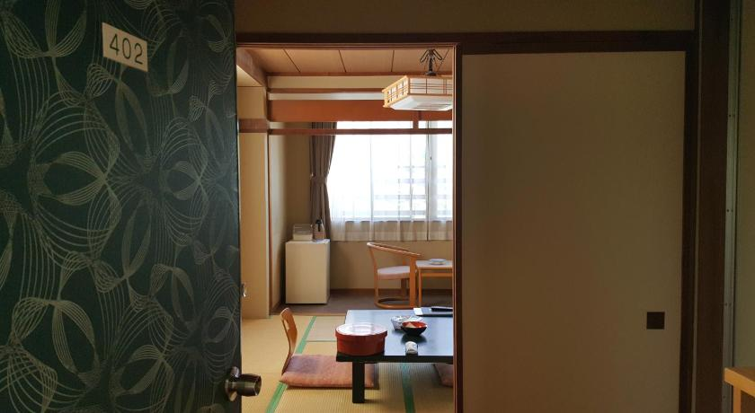 Japanese-Style Room with Private Bathroom and Toilet Satoya Ryokan