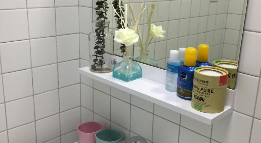 Bathroom Hua She·Ikea Style Apartment Dadong Bay Business centre