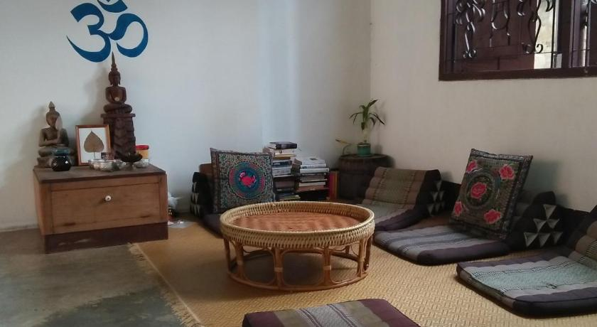 Recreational facilities Baba Pim Guesthouse