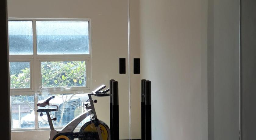 Fitness center Singgah Rest Apartment