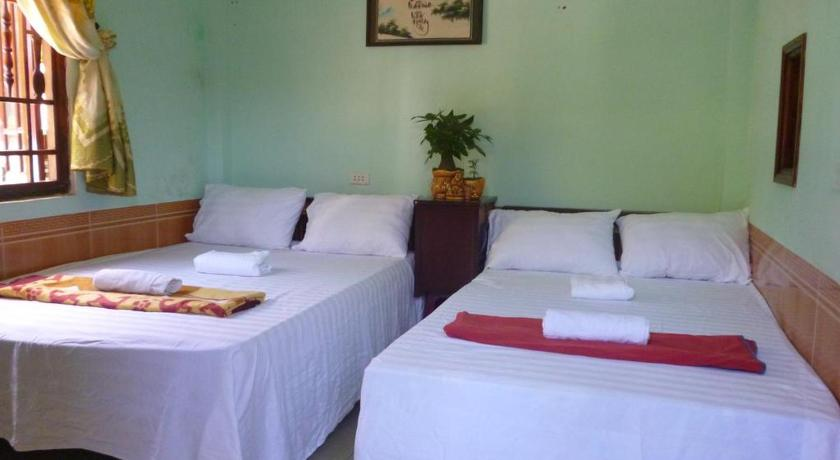 Double or Twin Room Van Duc Cham Island Homestay