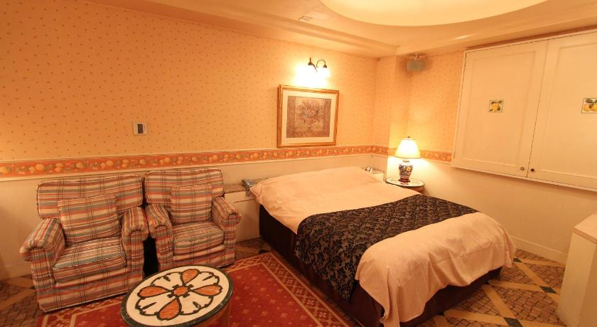 Small Double Room - Guestroom Hotel LaLa (Adult Only)