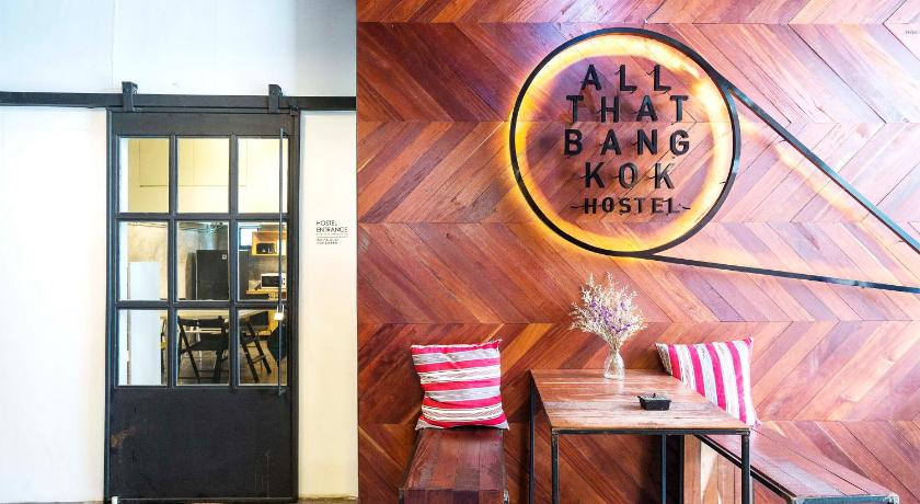 关于All Living Bangkok Hostel By Favstay