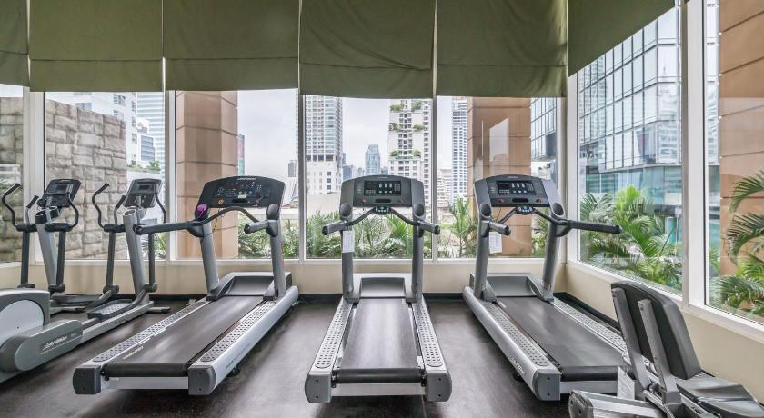 fitness centrum The Endless By Favstay