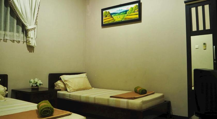 Deluxe Twin Room Homestay Omahkoe