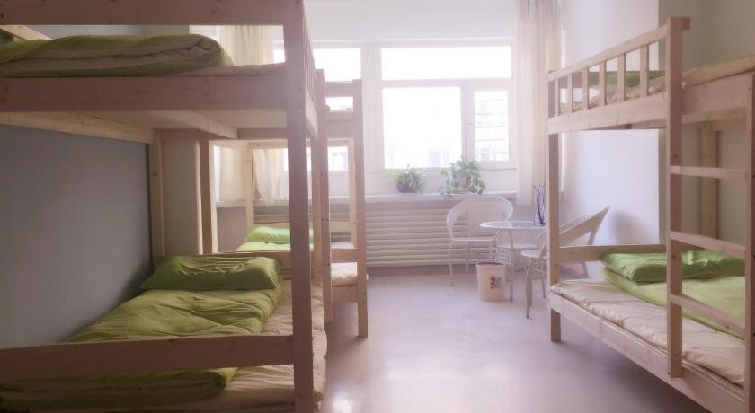 Mainland Chinese Citizens - Bed in 8-Bed Dormitory Room Silk Flower Hostel