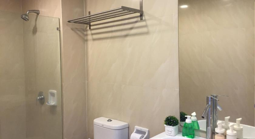 Μπάνιο KLCC Furnished Studio