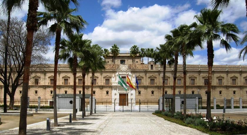 habitaciones con cama dosel en Sevilla  Imagen 44