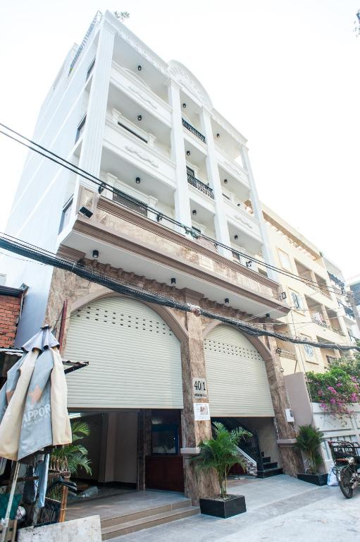 ID之家 - 阮晋安公寓 (ID House - Nguyen Gian Thanh Apartment)
