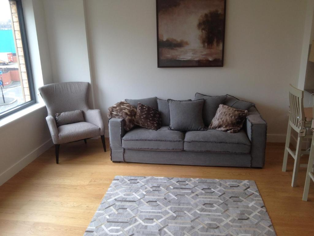 Brentford Serviced Apartments Concord House