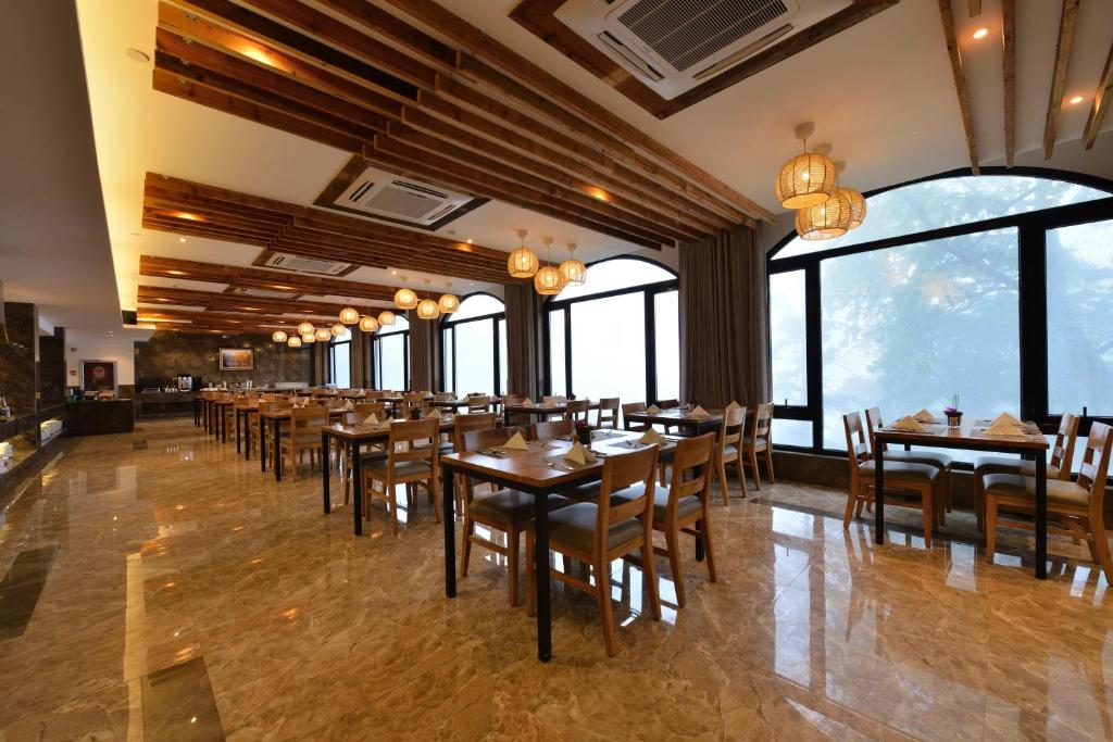 莫干山金茂天籁之梦度假酒店   (Jinmao Dreamlohas Resort & Hotel, Mogan Mountain)