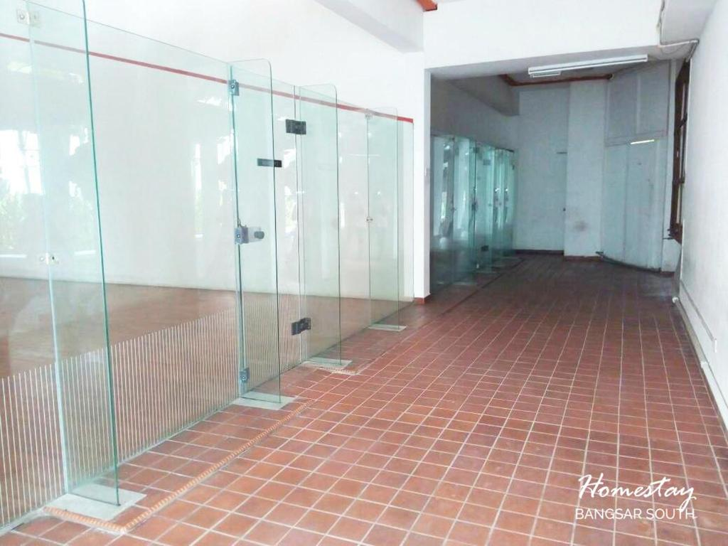 健身中心 Bangsar South Homestay