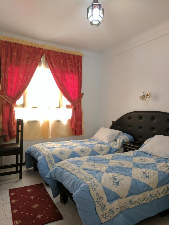 Twin Room Appart'hotel Nezha