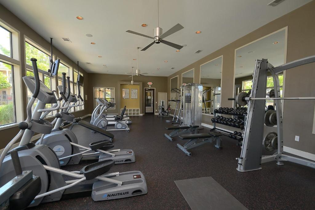 Centro de fitness Luxury, Hollywood Walk of Fame