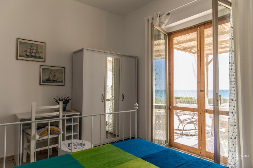 Double Room with Sea View - View