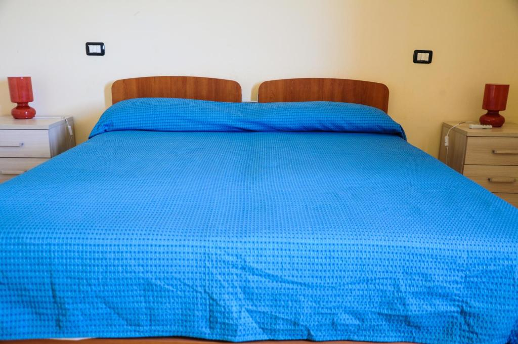 Double or Twin Room with Shared Bathroom B&B Foresteria Attanasio
