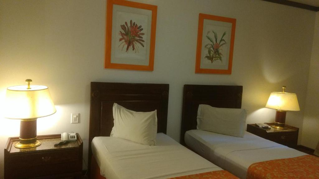 Superior Double Room - Guestroom Tropical Manaus Ecoresort