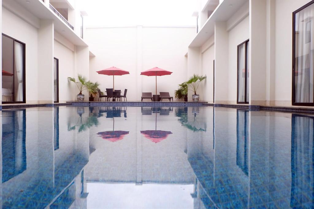 游泳池 Kemang Co-Living with Pool Access