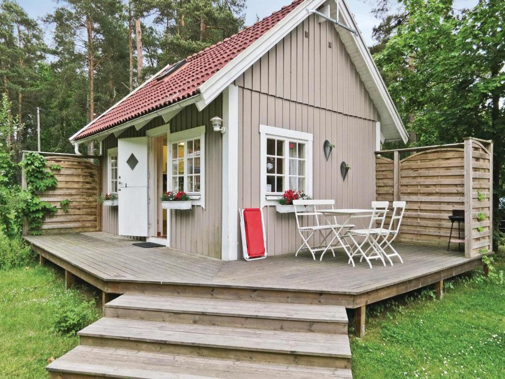 Holiday home Landborgsbacken Farjestaden