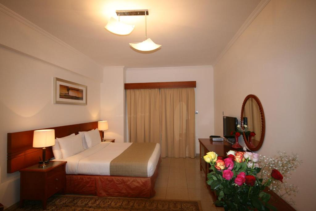 Rose Garden Hotel Apartments Bur Dubai Starting From 299 Aed