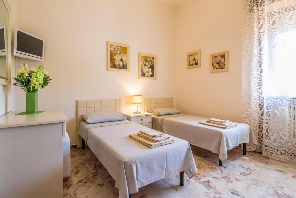 Deluxe Twin Room Villa Lazzari B&B Tra i due Mari