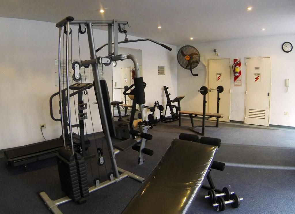 Standard Apartment (1-2 Adults) - Fitness center Concord Callao by Temporary Apartments