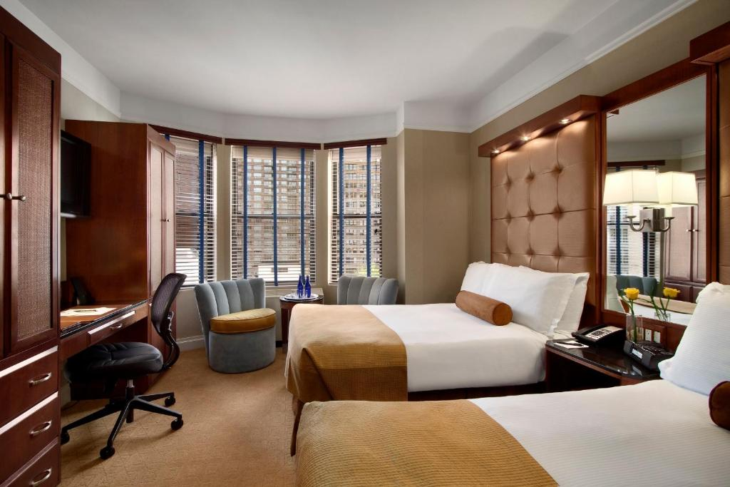 Book Now Hotel Chandler (New York City, United States). Rooms Available for all budgets. Located 322 metres from the Empire State Building Hotel Chandler offers complimentary WiFi and morning coffee and tea service to all the guests. Madison Square Park is 483 met