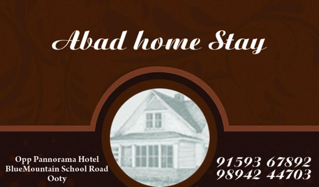 Abad home stay