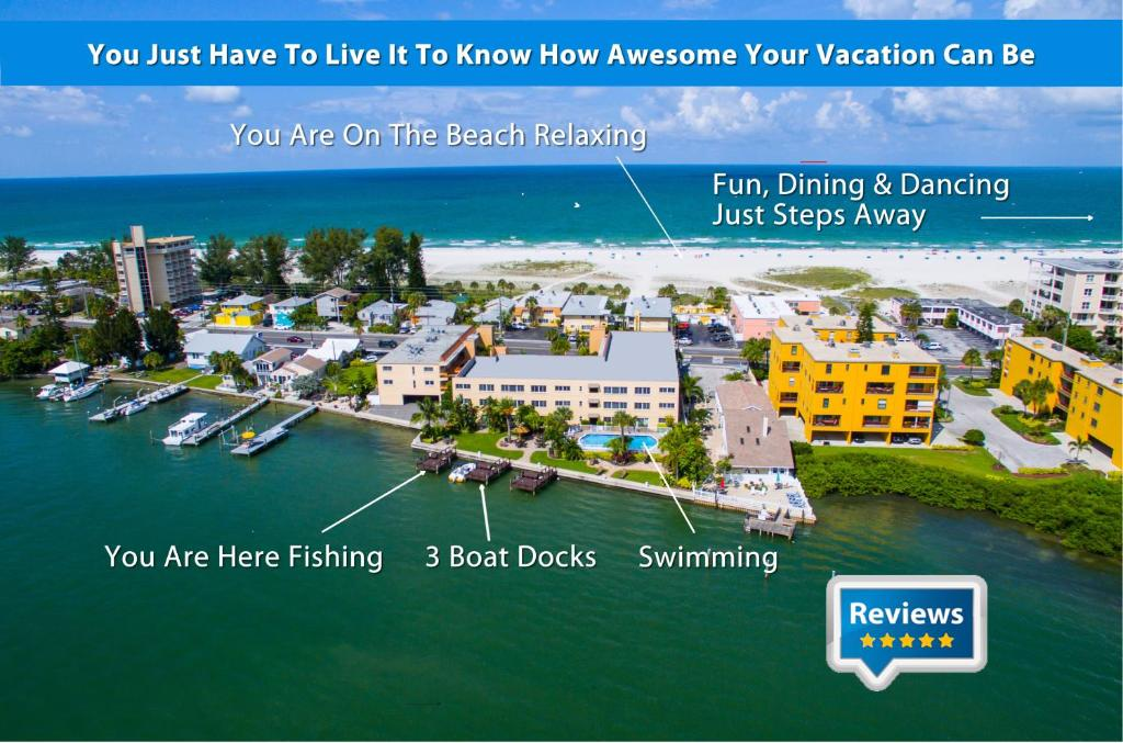 10265 Gulf Boulevard Unit 106 St Pete Beach Florida Fl 33706 Usa Show Map