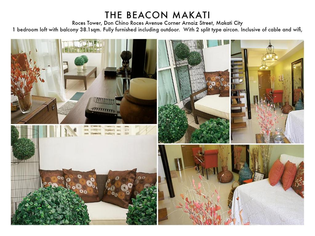 马卡蒂灯塔RIA公寓 (RIA The Beacon Makati)