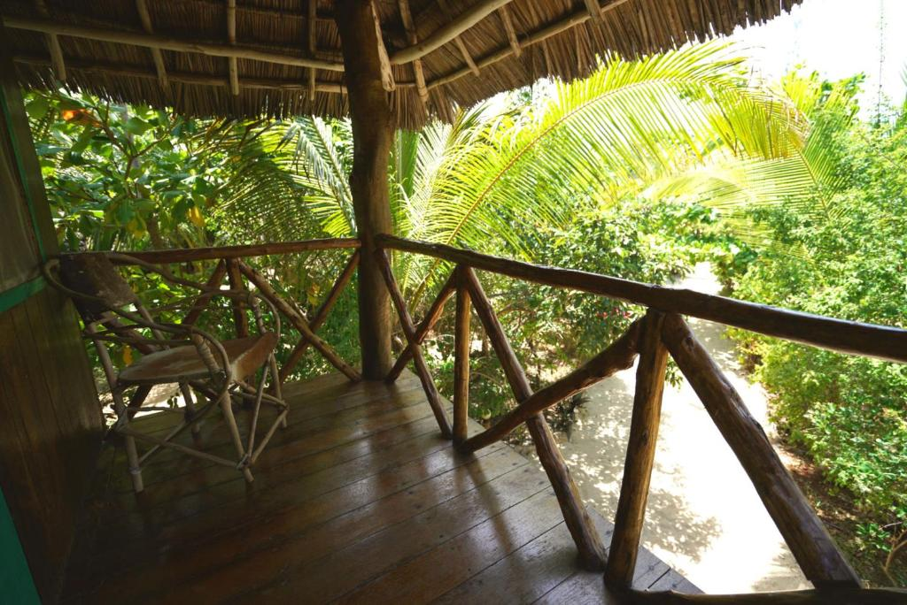 Double Room with Balcony - Balcony/terrace Demani Lodge Zanzibar